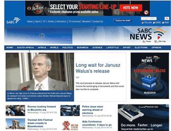 sabcnews.com screenshot