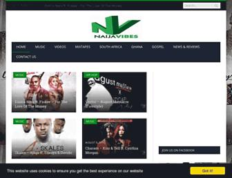 naijavibes.com screenshot