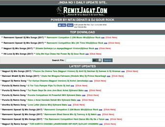 remixjagat.com screenshot