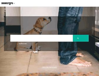 doorsteps.com screenshot