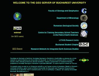 geo.edu.ro screenshot
