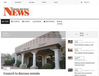 redrocknews.com screenshot
