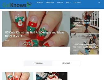 galknows.com screenshot