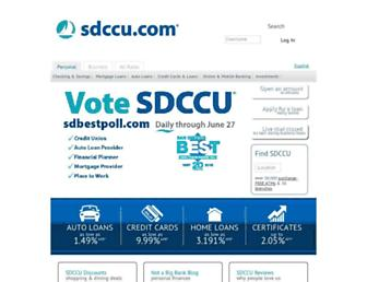 Thumbshot of Sdccu.com
