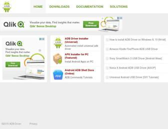 Thumbshot of Adbdriver.com