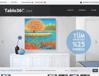 tablo360.com screenshot