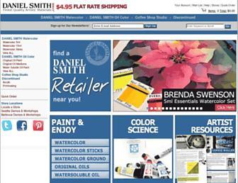 Thumbshot of Danielsmith.com