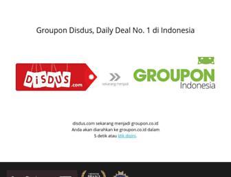 Thumbshot of Disdus.com