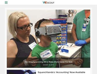 vrscout.com screenshot