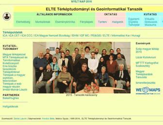 lazarus.elte.hu screenshot