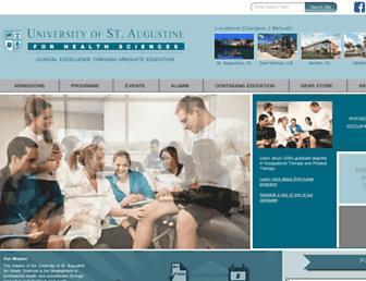 usa.edu screenshot