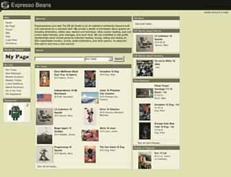 Thumbshot of Expressobeans.com