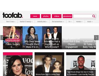 Thumbshot of Toofab.com