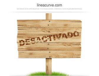 lineacurve.com screenshot