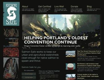 Thumbshot of Salmonsafe.org