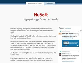 Thumbshot of Nusofthq.com