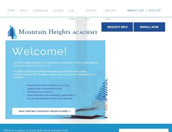 Thumbshot of Mountainheightsacademy.org