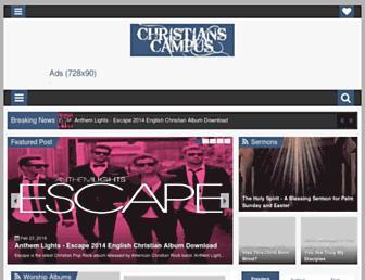 christianscampus.com screenshot