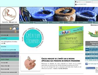 rabataccueil.org screenshot