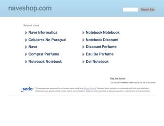 naveshop.com screenshot