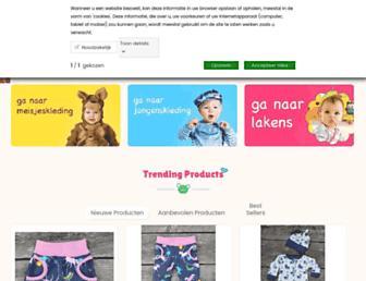 Thumbshot of Gosje.nl