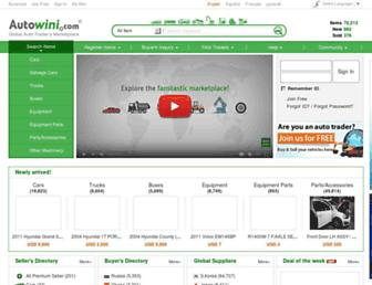 autowini.com screenshot