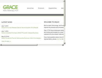 grace.com screenshot