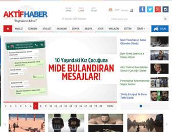Thumbshot of Aktifhaber.com