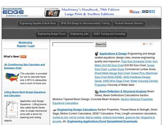 engineersedge.com screenshot