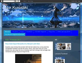 nurkurosaki.blogspot.com screenshot