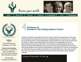 stic-cil.org screenshot