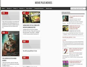 movieplusmovies.blogspot.com screenshot