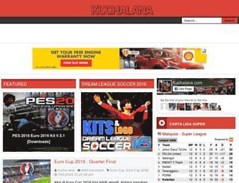 kuchalana.com screenshot