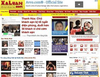 xaluan.com screenshot