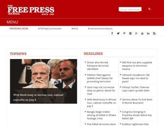 freepressjournal.in screenshot