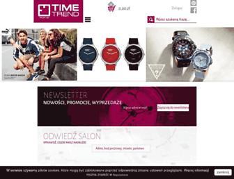 Thumbshot of Timetrend.pl
