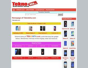 teknokita.com screenshot
