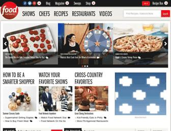 Thumbshot of Foodnetwork.com