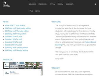 studystartweek.com screenshot