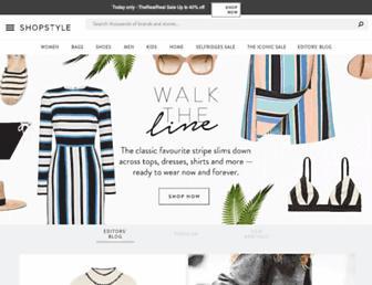 Thumbshot of Shopstyle.com.au