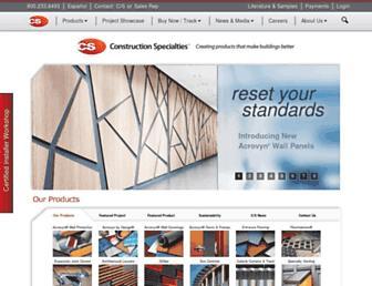 c-sgroup.com screenshot