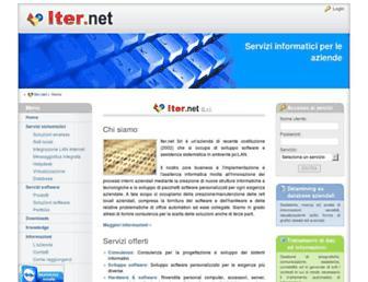 e-iter.net screenshot