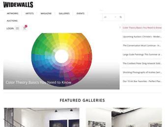 Thumbshot of Widewalls.ch