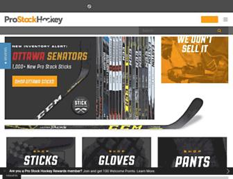 prostockhockey.com screenshot