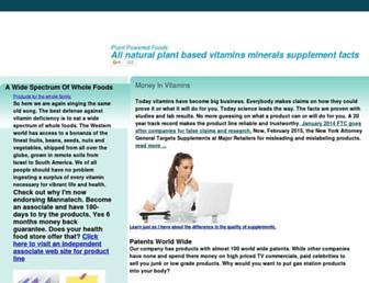 Thumbshot of Plantpoweredfood.com