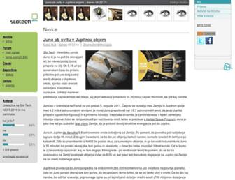 slo-tech.com screenshot