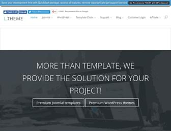ltheme.com screenshot