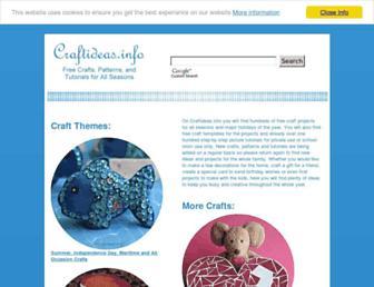 Thumbshot of Craftideas.info