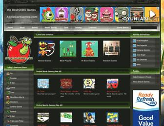 applecartgames.com screenshot