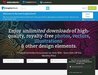 Thumbshot of Graphicstock.com